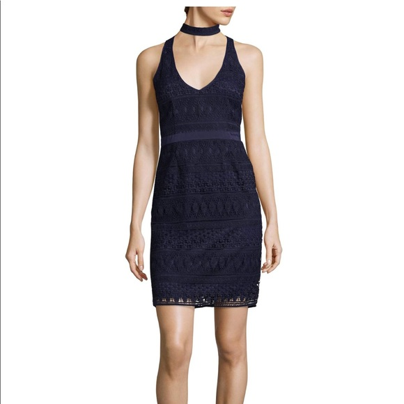 likely Dresses & Skirts - Likely navy lace  dress NWT size 6